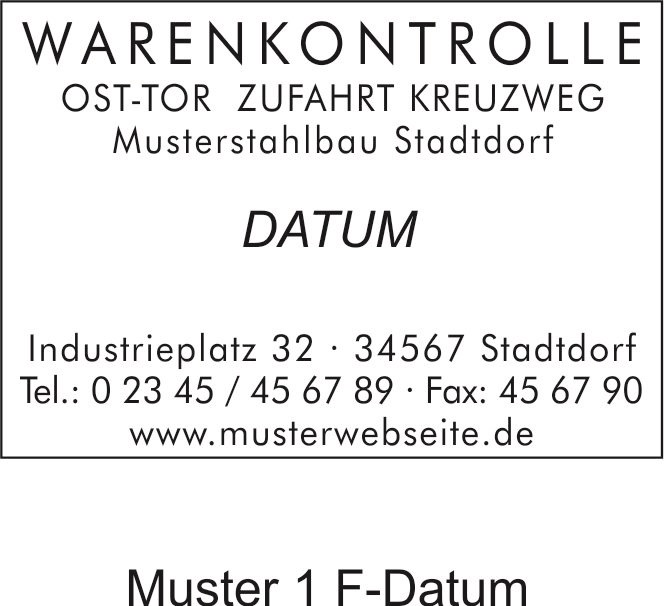 Colop Printer-Dater Standard/M